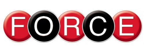 Логотип FORCE